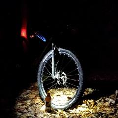 #nightride #durhamforest #mountainbiking #afterworkride #northerncycle
