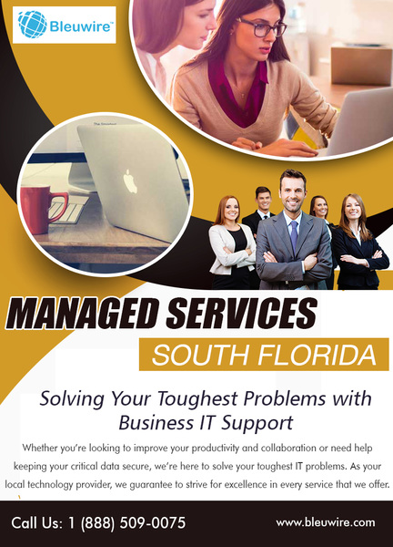 Managed Services South Florida