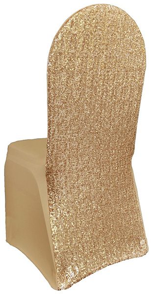 Sequins Chair Cover