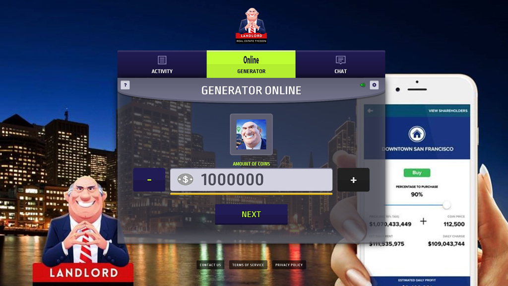 Landlord Real Estate Tycoon Hack Mod – Get Coins Unlimited