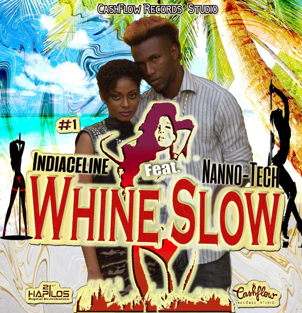 NANNO TECH & INDIA CELINE - WHINE SLOW - SINGLE #ITUNES 12/14/18
