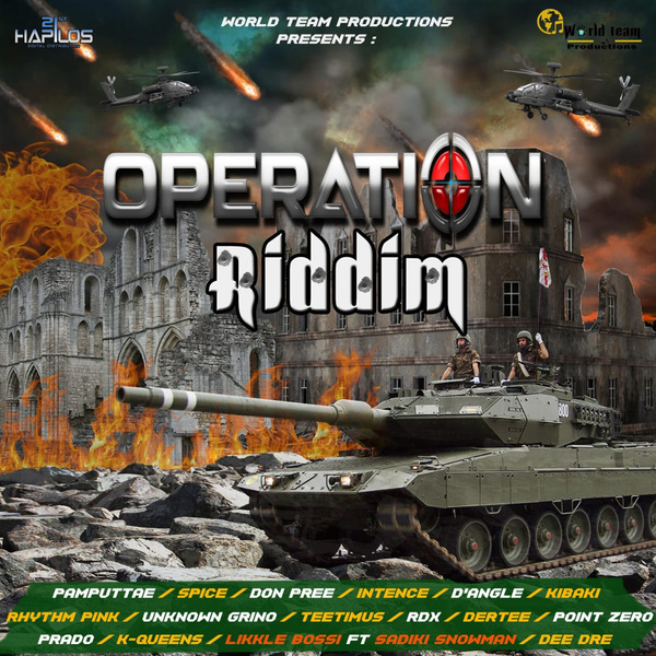 VARIOUS ARTISTS - OPERATION RIDDIM #ITUNES 3/15/19 @BOOMBOOMGULLY