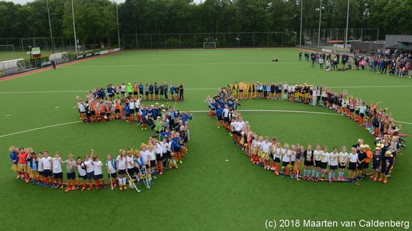 Vandaag begon het #50jaar jubileum #feestweekend van @MHCRosmalen #rosmalen