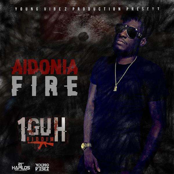 AIDONIA - FIRE (RADIO EDIT) - SINGLE #ITUNES 10/20/17 @aidoniajop @jamie_yungvibez
