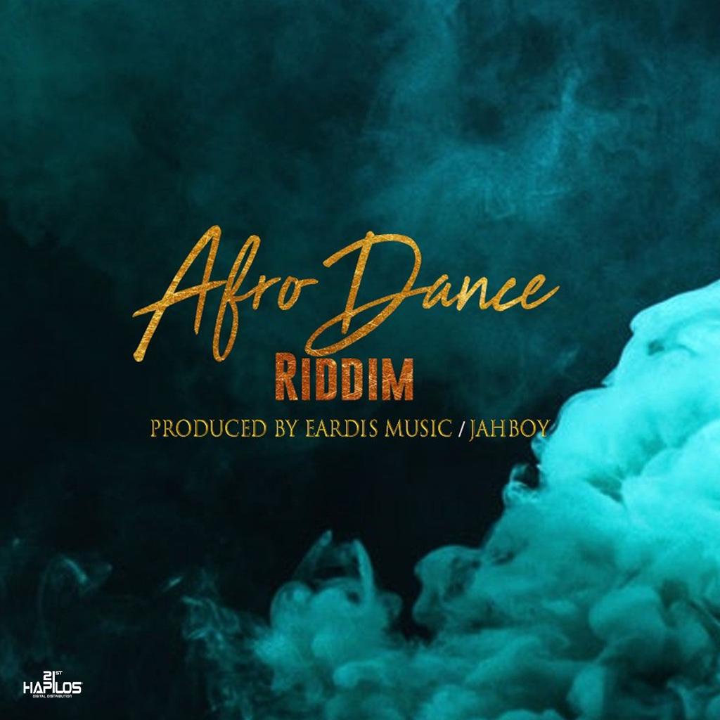 AFRO DANCE RIDDIM (INSTRUMENTAL) - SINGLE #ITUNES 3/22/19