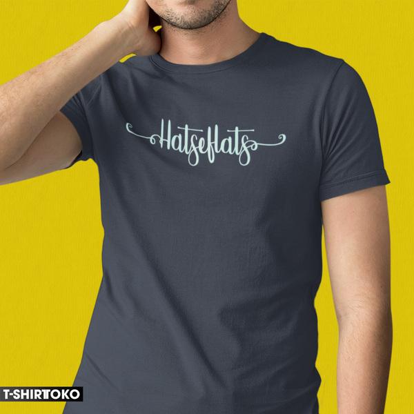 Hatseflats! Een nieuw shirt!