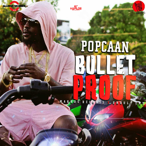 POPCAAN - BULLET PROOF - SINGLE #ITUNES 2/23/18 #PREORDER 2/6/18 @popcaanmusic @1realmarkus