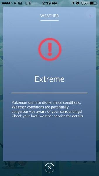 Oh snap #PokemonGO