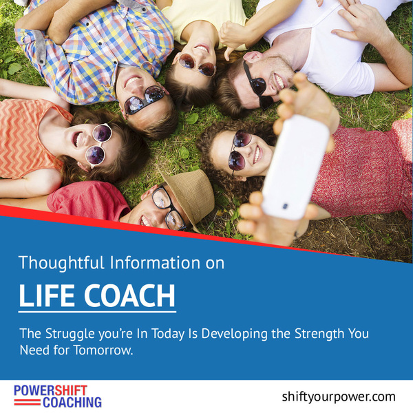 Thoughtful Information on Life Coach