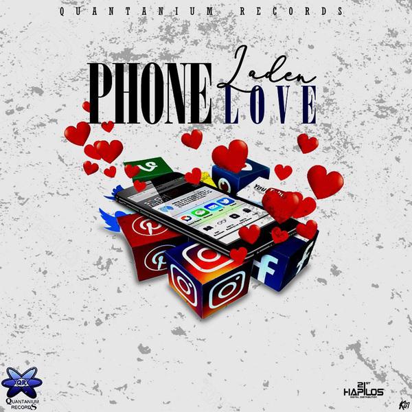 LADEN - PHONE LOVE - SINGLE #ITUNES 2/1/2019