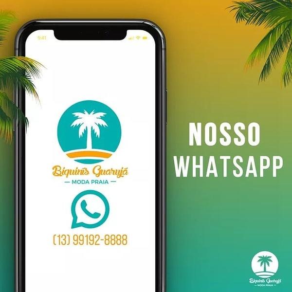 Para dúvidas e informações nosso whatsapp está disponível para você . 📱(13) 99192-8888 . .#BiquinísGuarujá · #contatowhatsapp · #ver #summer #praia #brasil #fashion #verao #moda #sol #mar #beach #modafeminina #tbt #modapraia #bomdia