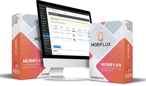 Mobiflux Review - Boost your mobile traffic with this 'set' & 'go' App