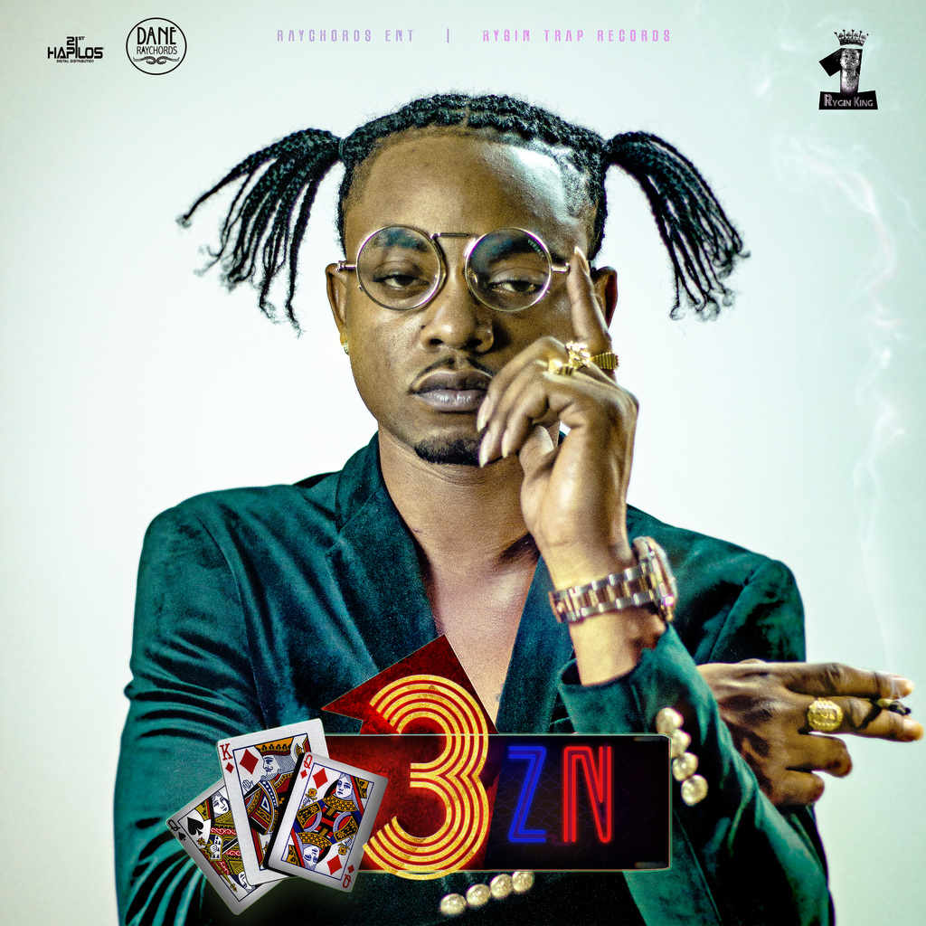 RYGIN KING - 3ZN - SINGLE #ITUNES 10/12/18