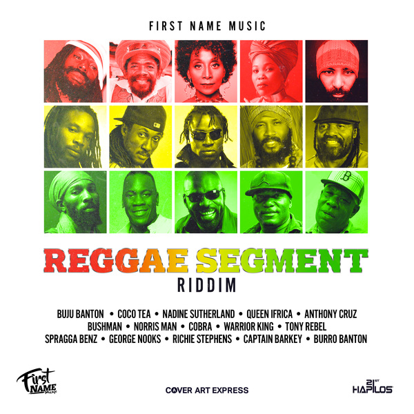 VARIOUS ARTISTS - REGGAE SEGMENT RIDDIM #ITUNES 7/27/18 #PREORDER 7/13/18 @Troymcleanthed