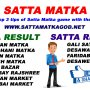 Explore the top 3 tips of Satta Matka game with the smart tricks