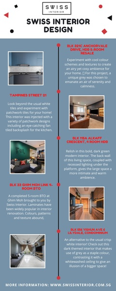 Swiss Interior - Interior Design Singapore - Renovation Ideas