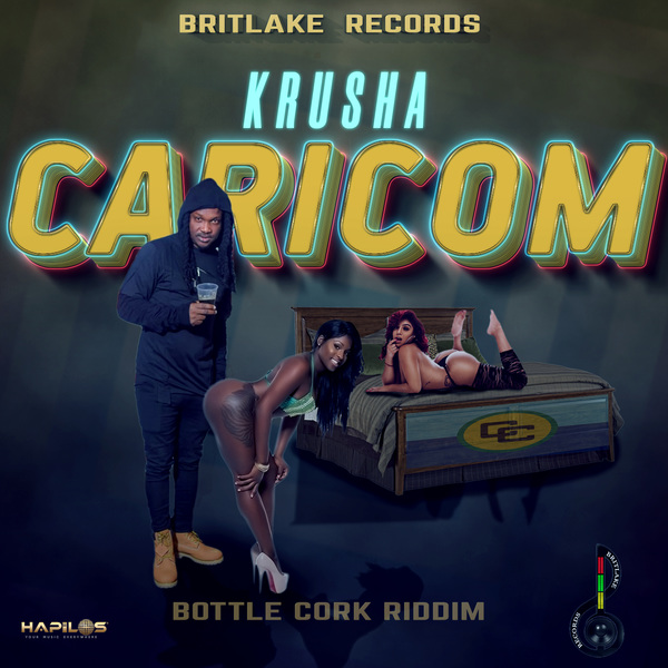 KRUSHA - CARICOM - SINGLE #ITUNES 7/10/2020