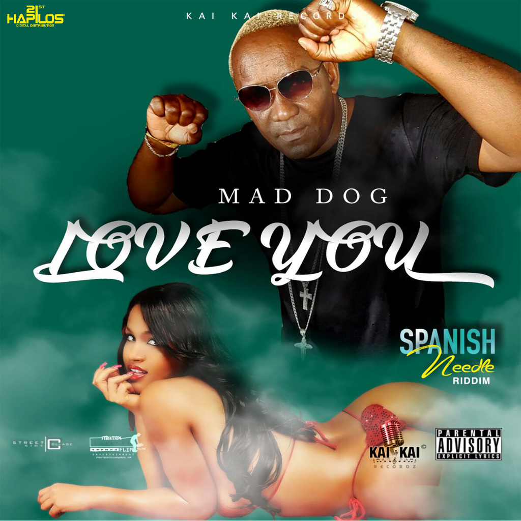 MAD DOG - LOVE YOU - SINGLE #ITUNES 8/17/2018 @PAGE_SSC #APPLEMUSIC #SPOTIFY