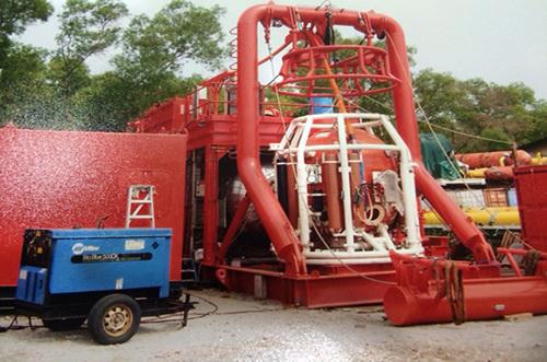 marine construction equipment