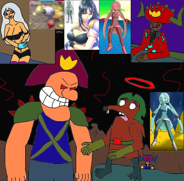 princess tiana sets to kill teefa she found carlonus the beaver is on stripper zone universe 0 there king groniuls laughs