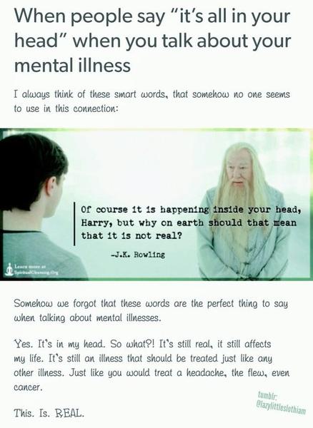 Let's end the stigma of mental illness. #EndtheStigma http://bit.ly/2ofuVwT