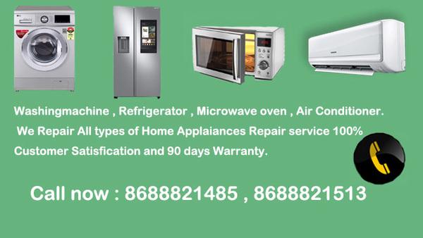 Whirlpool Refrigerator Repair Service center in Veli parle Mumbai