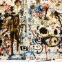 Finissage @allyoucanart3 @kunsthal 🧡Thnx for invite @kers_gallery #artpublicitynl #liesbethlabeur #kunst #tentoonstelling #rotterdam