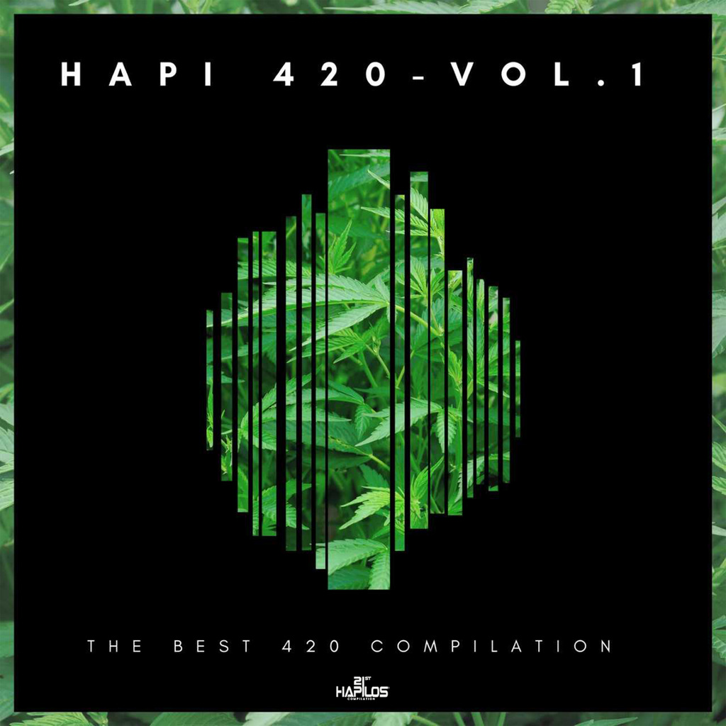 HAPI 4.20 VOL.1 - VYBZ KARTEL, AIDONIA, BUSY SIGNAL & MORE #ITUNES 4/20/18