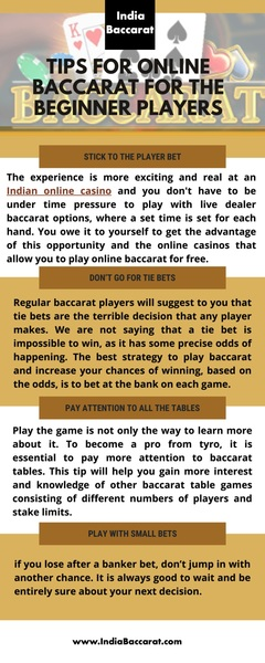 Online Baccarat in India - Play Baccarat for Real Money