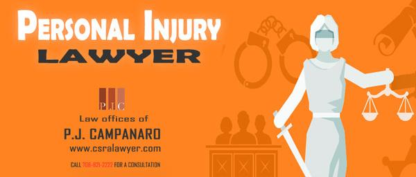 Personal Injury Lawyer in Augusta, GA | PJ Campanaro