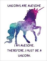Ik geloof namelijk dat ook zij haar 'broken' gaat helen #unicornpower #awesome
