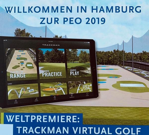 Großes Golf in Hamburg