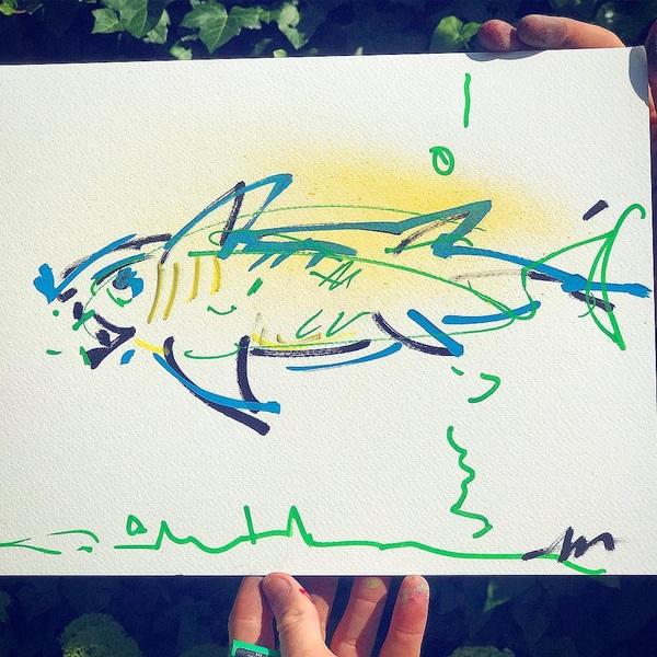 Art for the people  #haringparty #aaafresh123 #maniakisme