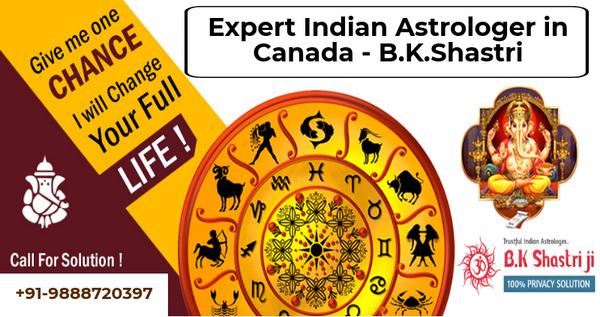 Get An Expert Indian Astrologer in Canada