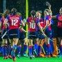 PLAY-OFFS!! Lets go team!!!! SCHC - Den Bosch 12.15u. #hoofdklasse #playoffs #komallemaalkijkenwantkomtnietoptv