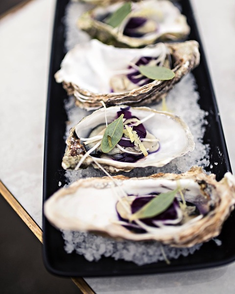 How would you like your oysters?