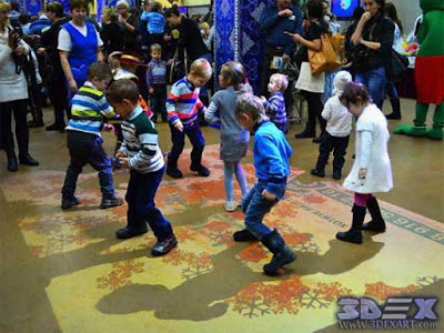 Your Full Guide to Interactive Floor Projection systems Technology