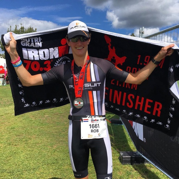 Bit hard to put on a smile after coming up just short of an age-group podium and top-10 overall. But give it some time and then you have to be happy with 4th in age-group and 11th overall in #IM703NZ.