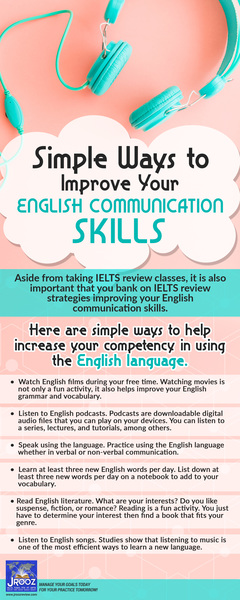 Simple Ways to Improve Your English Communication Skills