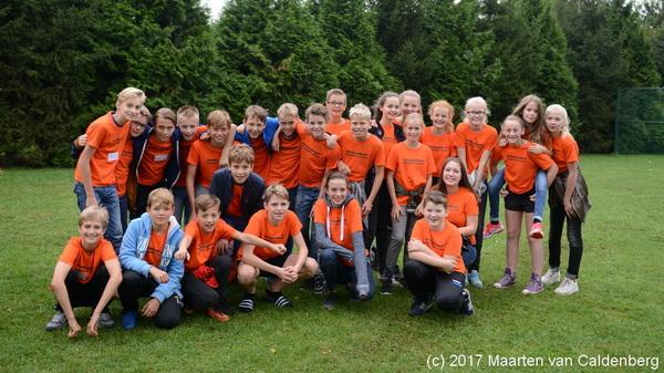 Afgelopen week waren de #brugklassers van @rodenborch #rosmalen op kamp