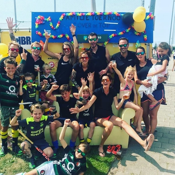 Vinex Hooligans!  #familietoernooi #provincieleven #worlddomination #hbrhockey