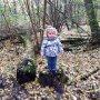 Op stap met opa en oma 😍