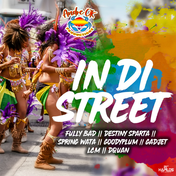 VARIOUS ARTISTS - IN DI STREET RIDDIM #ITUNES 2/1/19