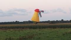Ballonnenfeest #meerstad. Het gaat niet echt vanzelf