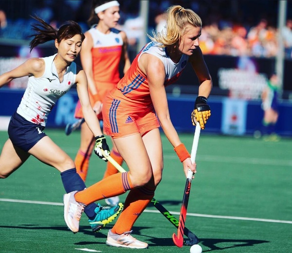 🔸🏑🔸Tomorrow we start! 🔸🏑🔸 Our first game is against Japan at 11:00 (NL tijd) #letsgo #dutchies #hct2018 #livestream #nosnl