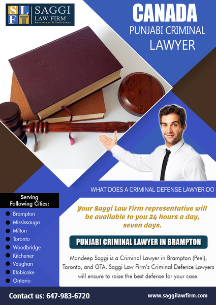 Canada Punjabi Criminal Lawyer