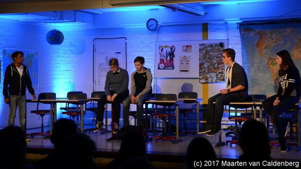 Op @rodenborch #rosmalen is deze week de #kerstvoorstelling #gijs van @Theateradparade