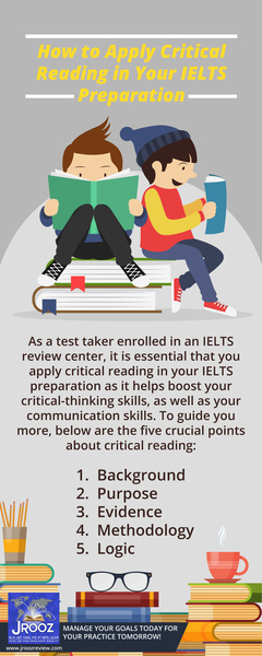 How to Apply Critical Reading in Your IELTS Preparation