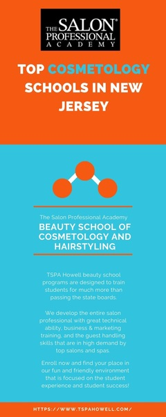 Top Cosmetology Schools In New Jersey
