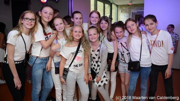 Vanavond was de @SJVRosmalen #disco voor de kids uit #groep7 #rosmalen